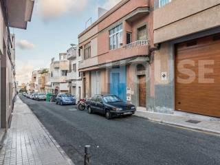 Foto - Casa adosada 5 habitaciones, buen estado, Ciudad Alta, Las Palmas de Gran Canaria