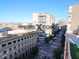 Foto - Piso de cuatro habitaciones buen estado, décima planta, San Miguel, Murcia