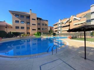 Foto - Piso de tres habitaciones buen estado, primera planta, Somosaguas, Húmera, Los Ángeles, Pozuelo de Alarcón