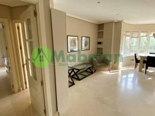 Foto - Piso de dos habitaciones buen estado, segunda planta, El Burgo, El Abajón, Las Rozas de Madrid
