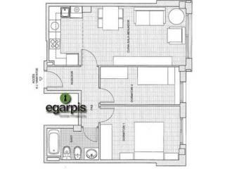Foto - Piso de dos habitaciones nuevo, primera planta, Can Palet, Terrassa