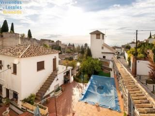Foto - Casa unifamiliar, buen estado, 627 m², Albaicín, Granada