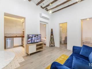 Foto - Piso de dos habitaciones segunda planta, Recoletos, Madrid