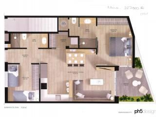 Foto - Piso de dos habitaciones planta baja, Sant Pere, Terrassa