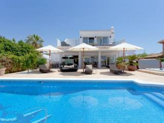 Foto - Chalet 5 habitaciones, Playa Bajadilla-Puertos, Marbella