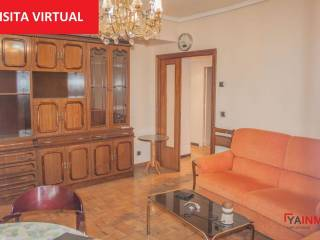 Foto - Piso de cuatro habitaciones a reformar, tercera planta, Lakua, Arriaga, Vitoria - Gasteiz