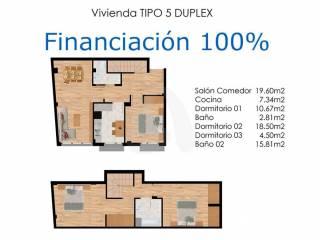 Foto - Dúplex, nueva, 110 m², Agoncillo