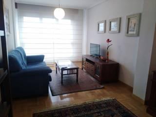 Foto - Piso de dos habitaciones buen estado, tercera planta, Universidad, Los Lirios, Logroño