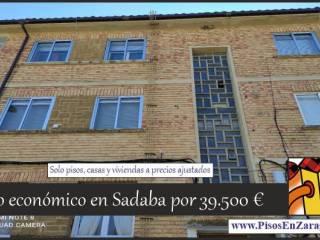 Foto - Piso de dos habitaciones Avenida Cinco Villas 22, Sádaba