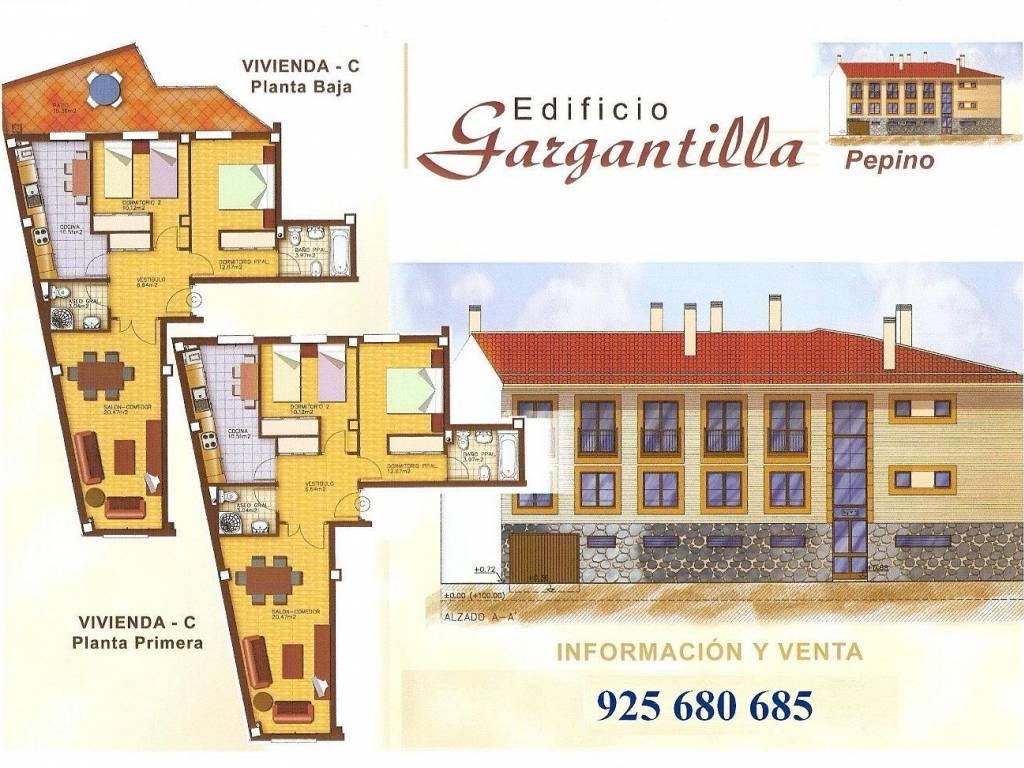 foto  Piso de dos habitaciones 85 m², Pepino