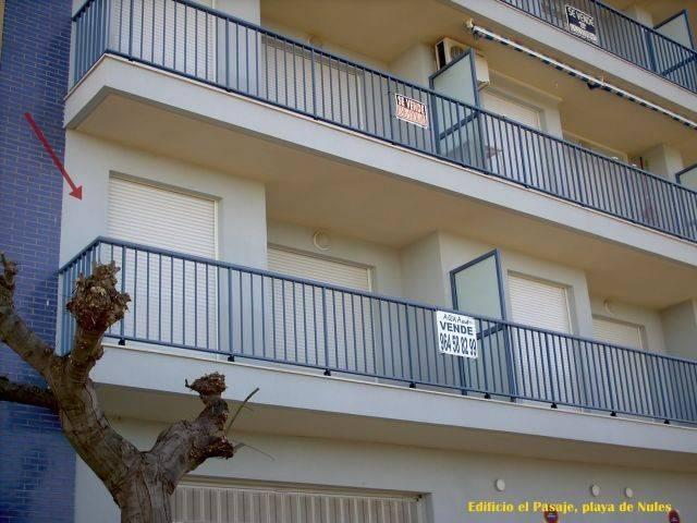 foto  Piso de dos habitaciones Avenida mediterráneo, 68, Nules