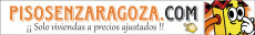 "PisosEnZaragoza.com "" Solo viviendas a precios ajustados """